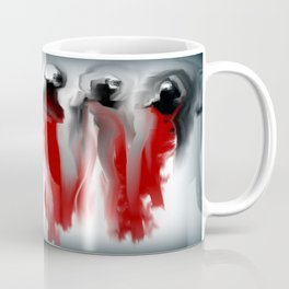 Red Dresses Coffee Mug