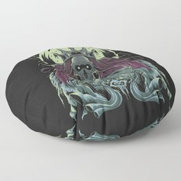 King of machine Floor Pillow
