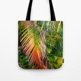 Palm Glow 2 Tote Bag