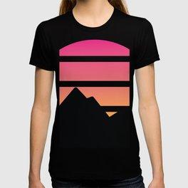 Mountain Sunset T-shirt