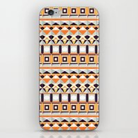 home alone iPhone & iPod Skins featuring Home Alone by Anai Greog