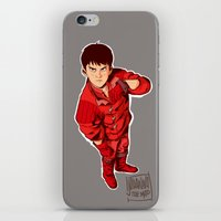 johannathemad iPhone & iPod Skins featuring Mr. to you by JohannaTheMad