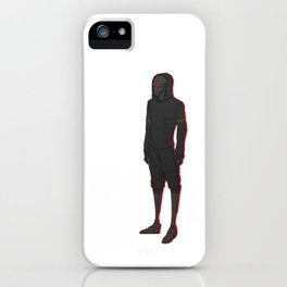bot_0.3 iPhone Case