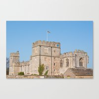 snape Canvas Prints featuring Snape Castle by Imager