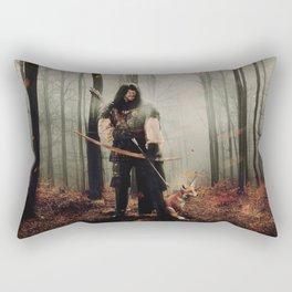 Robin Hood / Prince of Thieves Rectangular Pillow
