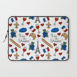 Vive la France! Laptop Sleeve