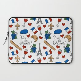 Vive la France! Laptop Sleeve