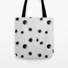 Seeing Spots Tote Bag