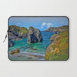 Kynance Cove - Sugarloaf Rock Laptop Sleeve