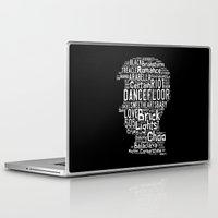 alex turner Laptop & iPad Skins featuring Alex Turner by Erick Navarro