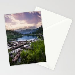 The Lost Lake Stationery Cards