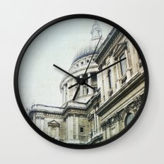 Letters From London Wall Clock