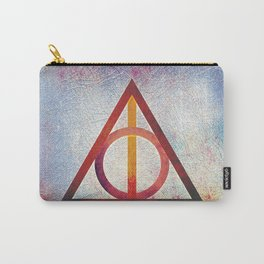 Deathly Hallows - Light Carry-All Pouch