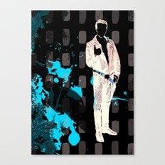 Fonz Solo Canvas Print