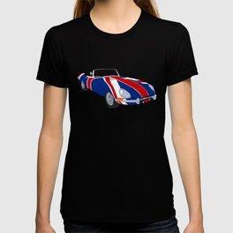 Shaguar (on Union Jack) T-shirt