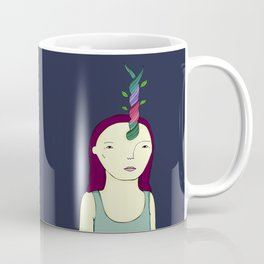 Self Portrait III Coffee Mug