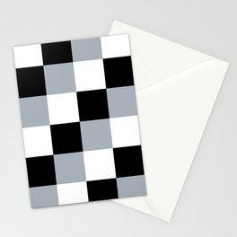 Classic Genuine Checker Manticore Stationery Cards