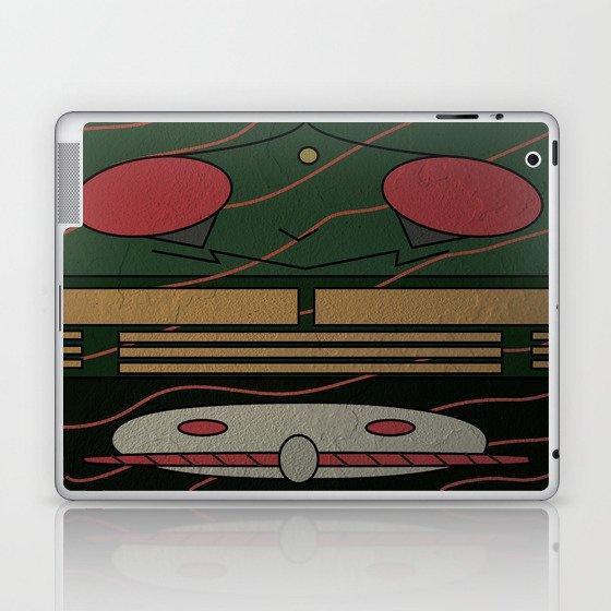 Kamen Rider Amazon Laptop & iPad Skin