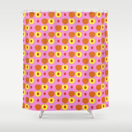 Pech Pattern Shower Curtain