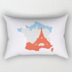 Paris - France Rectangular Pillow