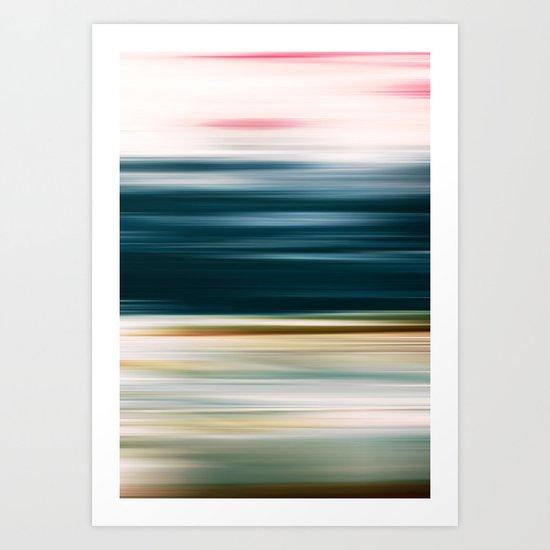 about horizons Art Print