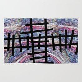 Cross Rail Rug