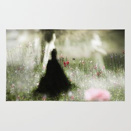 Dance in meadow 2 Rug