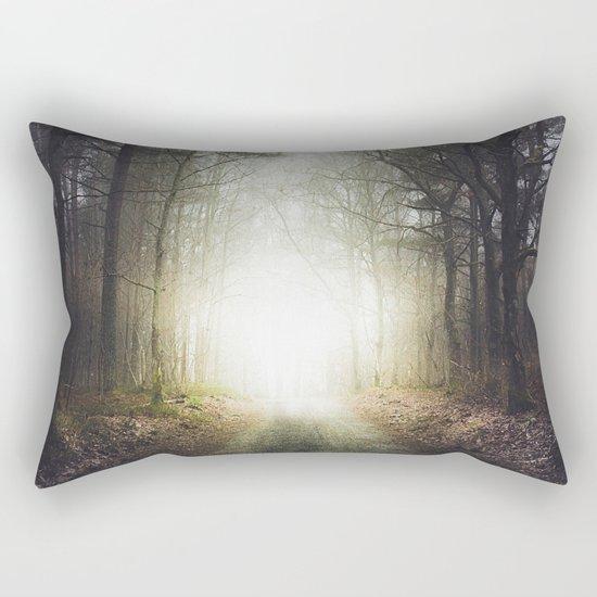 Final destination Rectangular Pillow
