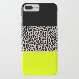 Leopard National Flag V iPhone Case