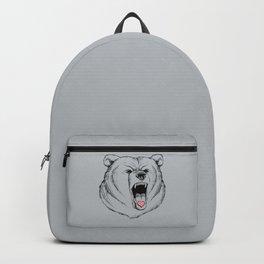 Universal Language Bear Love Backpack