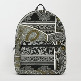 Vintage Lithography - Indian Backpack