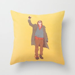 Sincerely Yours (The Breakfast Club) Throw Pillow