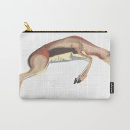 leaping gazelle Carry-All Pouch