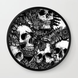 The Ancients Kings : Reunion Wall Clock