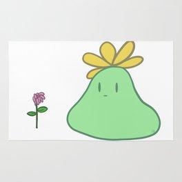 Lumpy Flower Spirit Rug