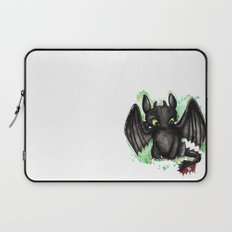 Toothless Watercolor Laptop Sleeve
