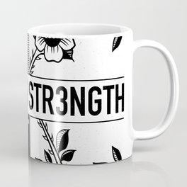 N3WB0RN STR3NGTH Coffee Mug