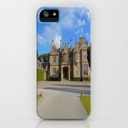 Muckross House, Killarney, County Kerry, Ireland iPhone Case