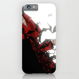 Hellsing Alucard iPhone Case