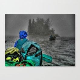 'Rain' Canvas Print