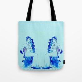 Water Bearer Tote Bag