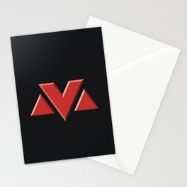 MV Logo Stationery Cards