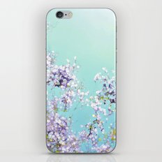 Under a Blue Sky iPhone & iPod Skin