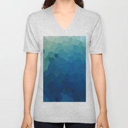 Sea Moon Love Unisex V-Neck