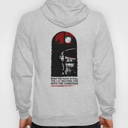 9 LIVES IN THE MOONLIGHT Hoody