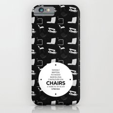 CHAIRS - A tribute to seats (special edition) iPhone 6s Slim Case