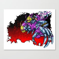 METAL MUTANT 5 Canvas Print
