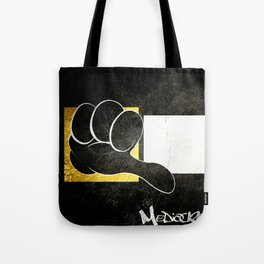 Mediocre Daffy Tote Bag