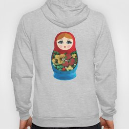 Matryoshka Polygon Art Hoody