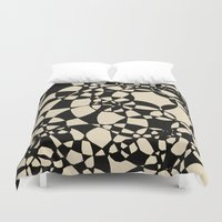 mosaic Duvet Covers featuring Mosaic by Glanoramay